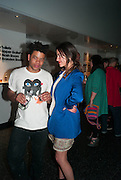 OSCAR MURILLO; DANIELA SANCHEZ, The ICA Fundraising Gala / Intercourse 3<br /> Third annual auction and party to raise money for the ICA New Commissions Fund. Institute of Contemporary Arts, The Mall, London, SW1. 19 June 2013.