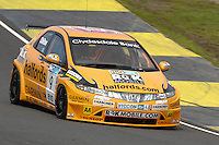 2008 British Touring Car Championship.  Knockhill, Scotland, United Kingdom.  16th-17th August 2008.  (9) - Tom Chilton (GBR) - Team Halfords Dynamics Honda Civic.  World Copyright: Peter Taylor/PSP. Copy of publication required for printed pictures. Every used picture is fee-liable.