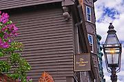 Paul Revere House on the Freedom Trail, Boston, Massachusetts
