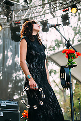 Nicki Bluhm and The Gramblers perform at the 2014 Outside Lands Music and Art Festival - San Francisco, CA - 8/8/14