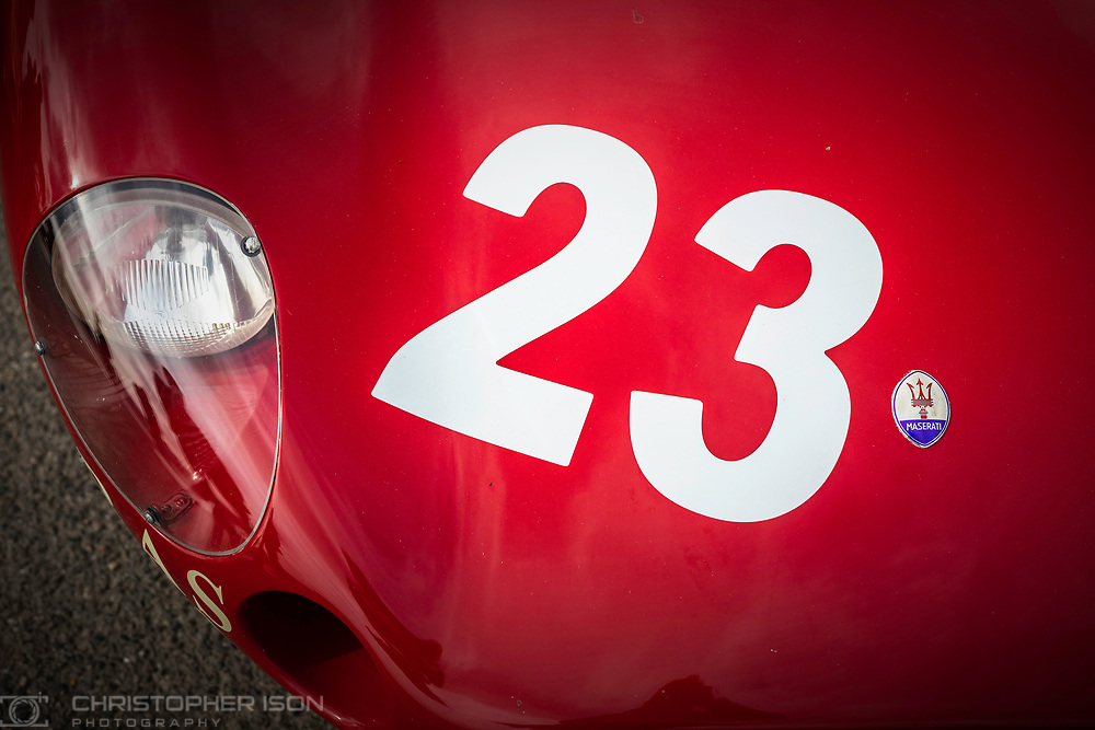 Car number 23.<br /> Picture date: Saturday April 6, 2019.<br /> Photograph by Christopher Ison ©<br /> 07544044177<br /> chris@christopherison.com<br /> www.christopherison.com