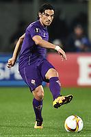Tino Costa Fiorentina <br /> Firenze 18-02-2016 Stadio Artemio Franchi, Football, Europa League round of 32 Sedicesimi di finale Fiorentina - Tottenham .  Foto Andrea Staccioli / Insidefoto