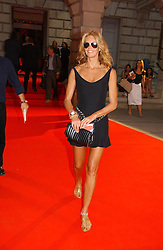 ELLE MACPHERSON at the Royal Academy of Art's SUmmer Party following the official opening of the Summer Exhibition held at the Royal Academy of Art, Burlington House, Piccadilly, London W1 on 7th June 2006.<br /><br />NON EXCLUSIVE - WORLD RIGHTS