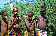 Pokot Children with hand made wooden head rest The Pokot people (also spelled Pokoot) live in West Pokot County and Baringo County in Kenya and in the Pokot District of the eastern Karamoja region in Uganda. They form a section of the Kalenjin ethnic group and speak the Pokoot language, which is broadly similar to the related Marakwet, Nandi, Tuken and other members of the Kalenjin language group.