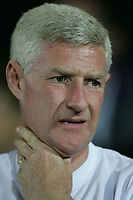 Photo: Paul Thomas.<br /> Watford v Norwich. Coca Cola Championship.<br /> 13/09/2005.<br /> <br /> Norwich manager Nigel Worthington.