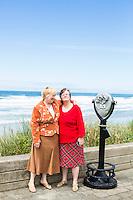 Nye Beach, Newport, Oregon.