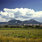 The Front Range of the Colorado Rockies