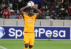 Kgotso Moleko in the Absa Premiership match between Cape Town City and Kaizer Chiefs, Cape Town Stadium, 13 September 2017.