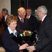 Afscheid directeur Rabobank Huizen Jan van der Mark