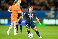 Shirley Cruz - 28.03.2015 - Paris Saint Germain / Glasgow City FC - 1/4Finale retour Champions League<br /> Photo : Andre Ferreira / Icon Sport