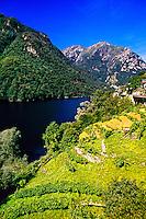 Vogorno, Verzasca Valley, Ticino, Switzerland