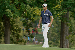 August 12, 2018 - St. Louis, Missouri, United States - Martin Kaymer approaches the 9th green during the final round of the 100th PGA Championship at Bellerive Country Club. (Credit Image: © Debby Wong via ZUMA Wire)