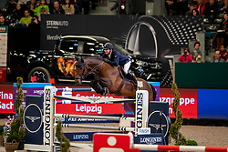 Stuhlmeyer Patrick, GER, Chacgrano<br /> Leipzig - Partner Pferd 2019<br /> © Hippo Foto - Stefan Lafrentz