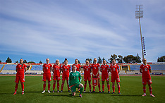180302 Cyprus Cup Day 4 Wales v Italy