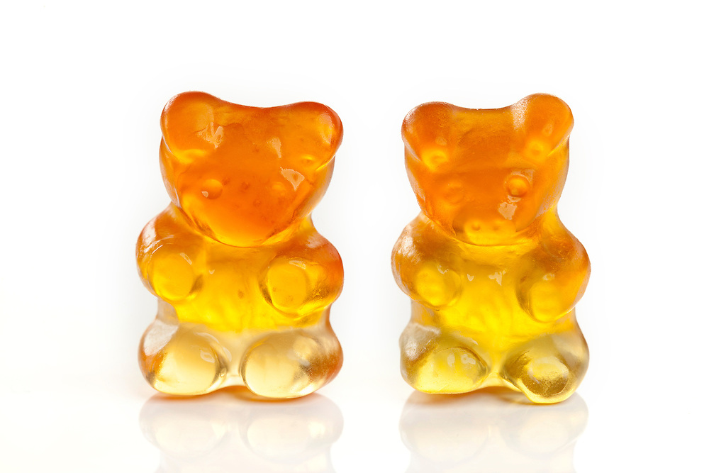 Product photography. Gummy candies. 2014.