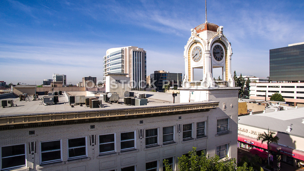 W.H. Spurgeon Building on 4th and Sycamore Street in Downtown Santa Ana