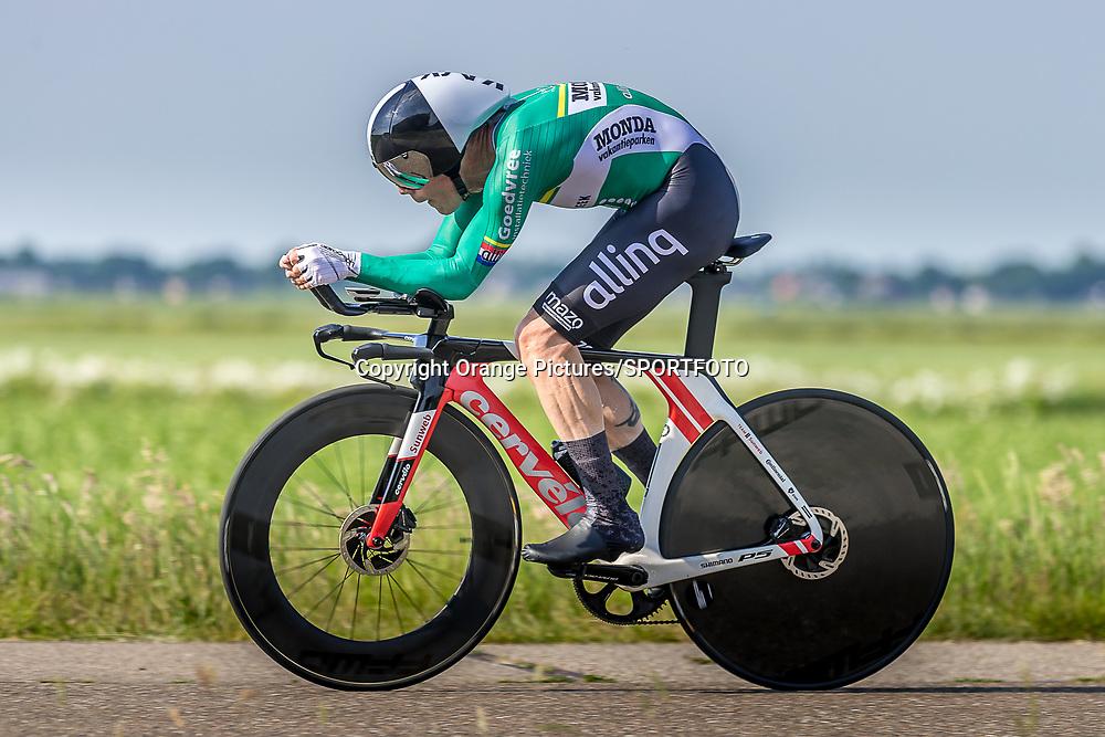 EMMEN (NED) June 16: <br />CYCLING<br />Remco Grasman