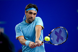 February 8, 2019 - Montpellier, France, FRANCE - Marcos Baghdatis  (Credit Image: © Panoramic via ZUMA Press)