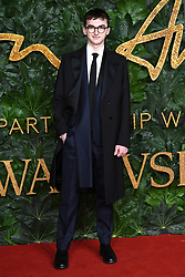 Isaac Hempstead Wright attending the Fashion Awards in association with Swarovski held at the Royal Albert Hall, Kensington Gore, London
