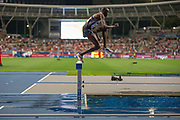 Albert Chemutai, 3000m Steeplechase, during the Diamond League Meeting at Stade Charlety, Paris, France on 24 August 2019.