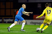 Sam Minihan. Stockport County FC 3-0 Eastleigh FC. Vanarama National League. Edgeley Park. 23.3.21