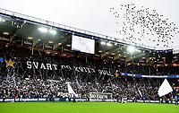 Fotball ,20. november 2016 , NM-finale menn , Rosenborg - Kongsvinger 4-0<br /> illustrasjon , kjernen , fan , fans publikum skjerf Rosenborg ballonger , tribune