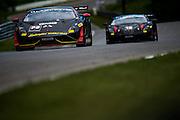 July 10-13, 2014: Canadian Tire Motorsport Park. #33 Tom Ogara, GMG Racing, Lamborghini of Beverly Hills