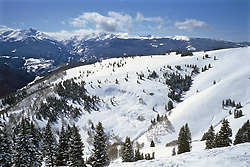View From Vail Resort