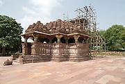 India, Rajasthan, Bhilwara Menal Temple.