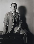 Anthony Thorne, novelist & playwright, England, UK, 1935