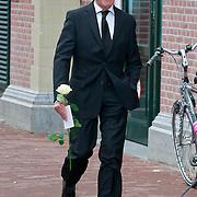 NLD/Amsterdam/20110722 - Afscheidsdienst voor John Kraaijkamp, Frans Molenaar