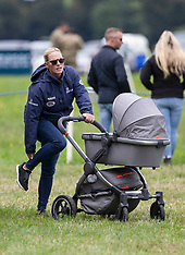 Royals at Whatley Manor Horse Trials - 9 Sep 2018
