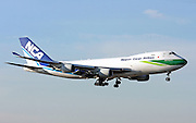 Nippon Cargo Airlines, Boeing 747-400F