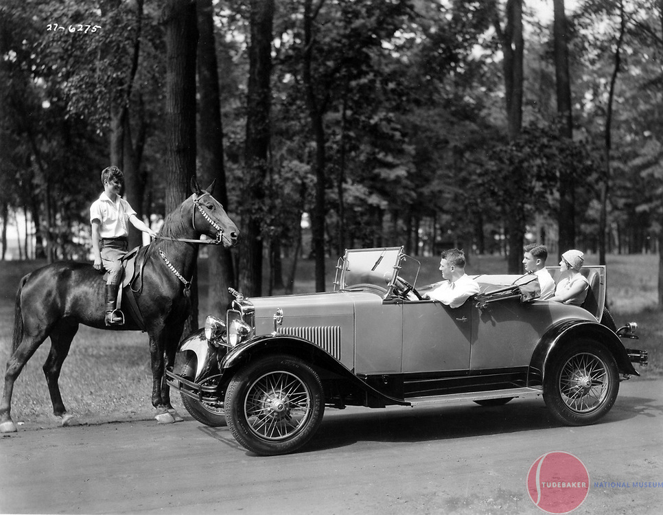 1927 Erskine Sport Roadster.