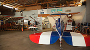 Restoring Great Lakes NX315Y formerly flown by Dorothy Hester and Tex Rankin.