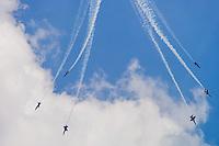 Flying Separate Ways