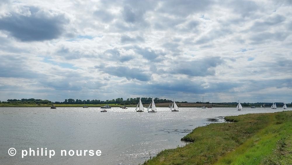 River Alde, Aldeburgh, Suffolk