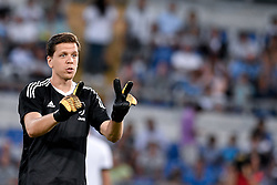 August 13, 2017 - Rome, Italy - Wojciech Szczesny of Juventus during the Italian Supercup Final match between Juventus and Lazio at Stadio Olimpico, Rome, Italy on 13 August 2017. (Credit Image: © Giuseppe Maffia/NurPhoto via ZUMA Press)