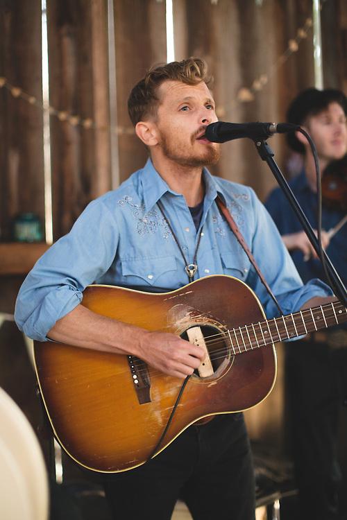 Casey end Eric wedding at Monkey Ranch, in Petaluma, CA.