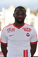 Anthony KOURA during photoshooting of As Nancy Lorraine for new season 2017/2018 on September 12, 2017 in Nancy, France. (Photo by Fred Marvaux/Icon Sport)