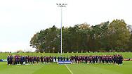 - England Training & Press Conference - UEFA Euro 2016 Qualifying - St George's Park - Burton-upon-Trent - 11/11/2014 Pic Philip Oldham/Sportimage