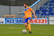 Ryan Sweeney of Mansfield Town (5) during the The FA Cup match between Mansfield Town and Dagenham and Redbridge at the One Call Stadium, Mansfield, England on 29 November 2020.