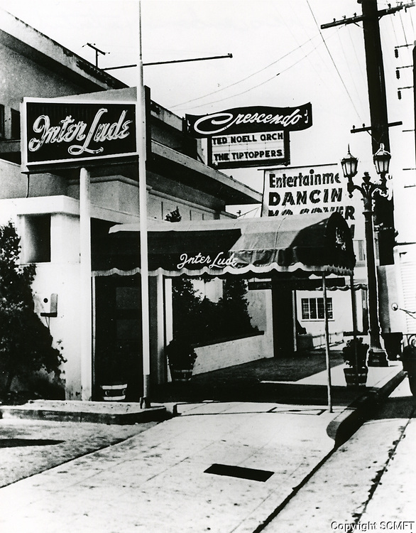 1957 Crescendo Nightclub