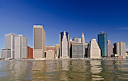 Lower Manhattan Skyline, Manhattan, New York City, New York, USA