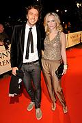 Premiere van de film Sonny Boy op maandag 17 januari in het Circus Theater in Scheveningen.<br /> <br /> Op de foto:<br /> <br />  Jennifer Hoffman en partner