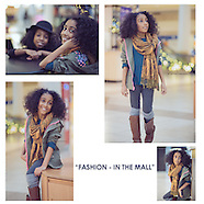 Fashion in the mall