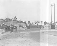 Hollywood Stars Baseball Team field