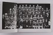 Tipperary-All-Ireland Hurling Champions 1931. Back Row: P Cahill, J Harney, T Treacy, J McKenna, T Leahy, J Stapleton. Fifth Row: ...
