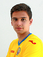 Uefa - World Cup Fifa Russia 2018 Qualifier / <br /> Romania National Team - Preview Set - <br /> Dorin Rotariu