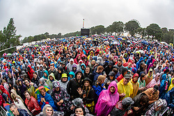 Wet Wet Wet play the main stage. Party at the Palace 2019.